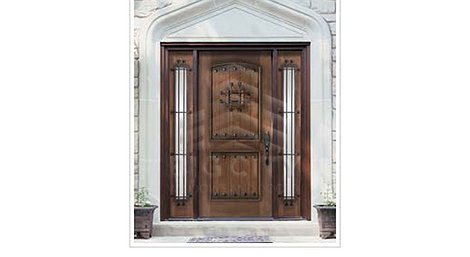 Ottawa wood panel exterior doors ottawa castle gate wood entry doors collection for Exterior doors ottawa